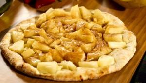 Pizza de Abacaxi