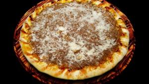 Pizza Manollo - Doce de Leite com Coco