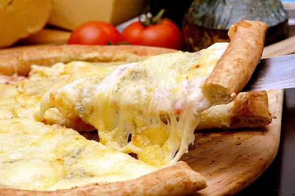 Pizza Quatro Queijos