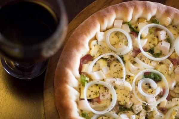 Pizza Quebra Carro
