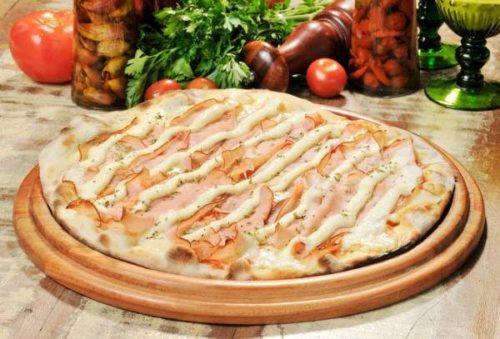 Pizza de Lombinho