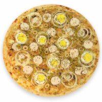 Pizza Bacalhau