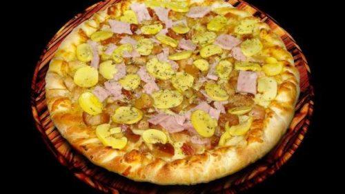 Moda do Pizzaiolo