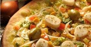 Pizza Manollo - Vegetariana