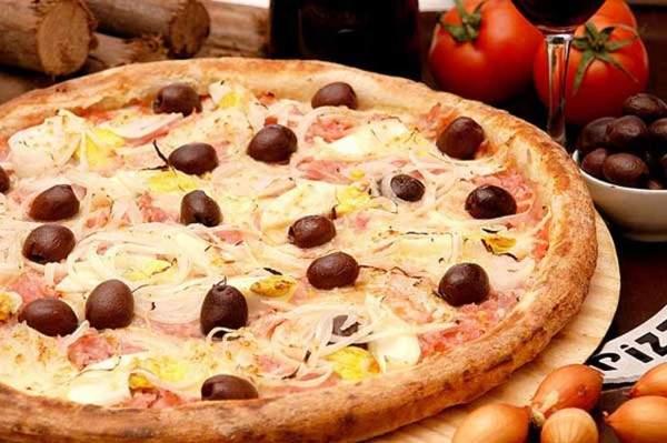 Pizza Manollo - Tio Luigi