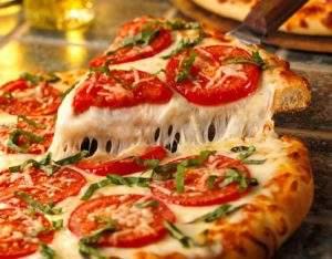 Pizza Manollo - Muzzarela
